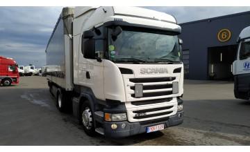 Scania R450 ADR
